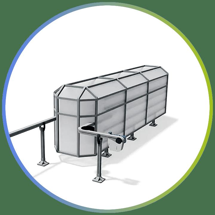 Regulador Dinámico Flujo Mediana Capacidad - Inprosy
